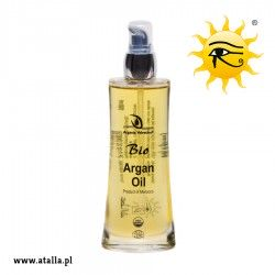 Bio Olej arganowy kosmetyczny 100% – 100 ml