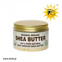 Zestaw - masło SHEA 125 gr + olej arganowy 60 ml