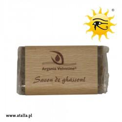 Mydło naturalne ghassoul - 100 gram