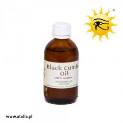 Olej z czarnuszki (Nigella z Egiptu) - 50 ml
